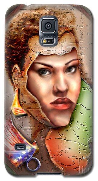 Borne A Nation Galaxy S5 Case