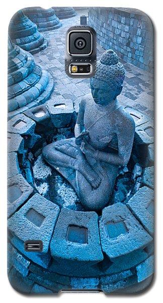 Borobudur Temple Galaxy S5 Case by Luciano Mortula