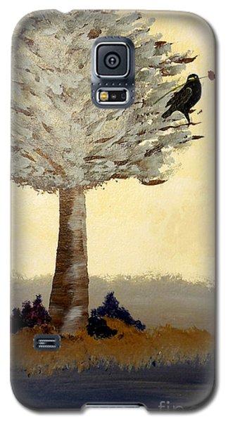 Borrowed Poppy Galaxy S5 Case