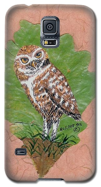 Borrowing Owl Galaxy S5 Case