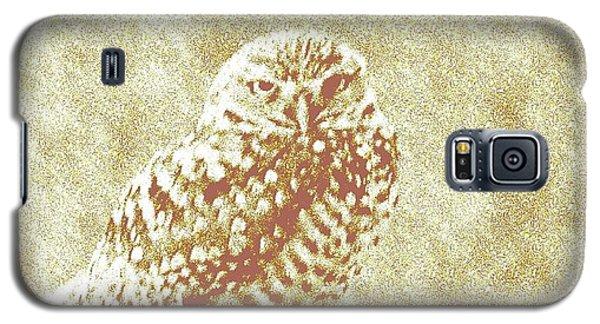 Borrowing Owl Galaxy S5 Case