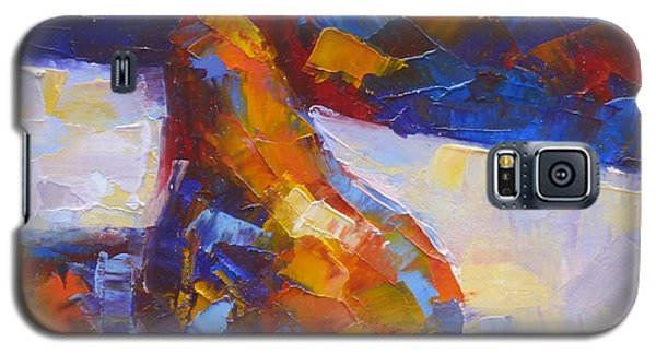 Bosc Pear Mosaic Galaxy S5 Case