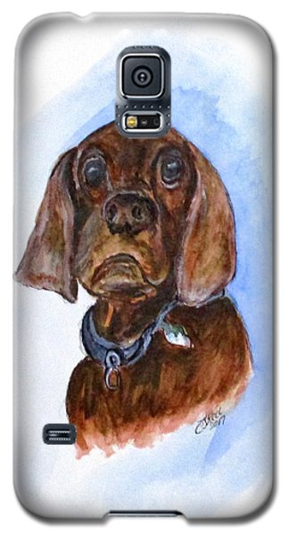 Bosely The Dog Galaxy S5 Case