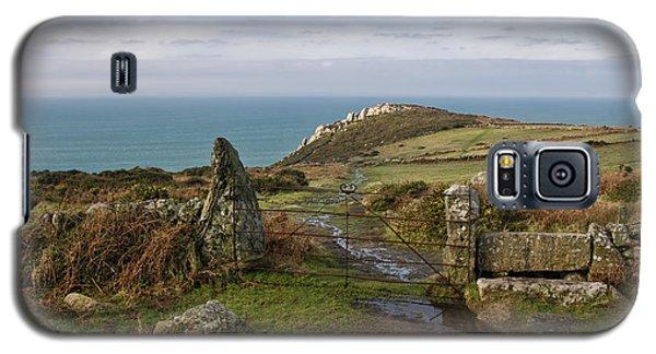 Bosigran In North Cornwall Galaxy S5 Case