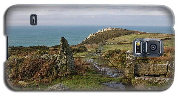Bosigran In North Cornwall Galaxy S5 Case