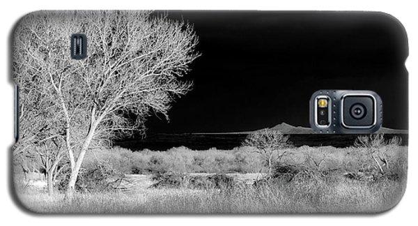 Bosque Del Apache - Infrared Galaxy S5 Case
