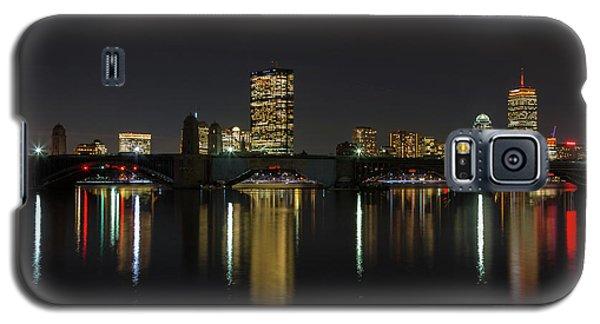 Boston Skyscrappers Behind Bridge Galaxy S5 Case
