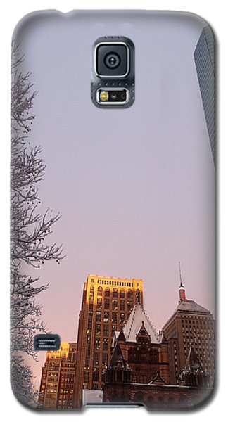 Boston 02/05/16 Galaxy S5 Case