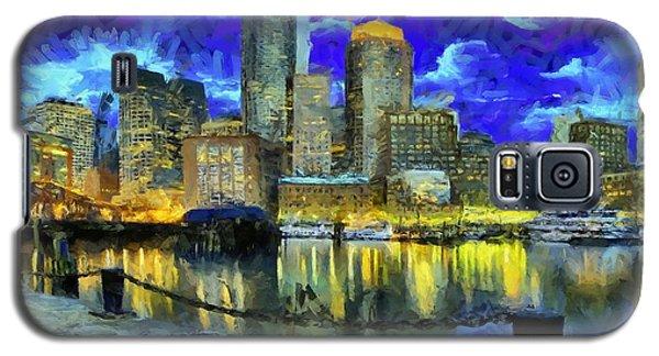 Boston 1 Galaxy S5 Case