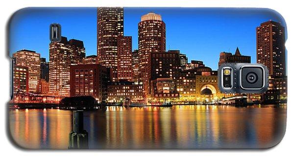 Boston Aglow Galaxy S5 Case