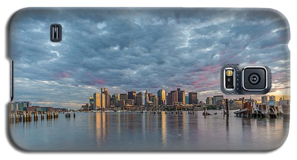 Boston From Carletons Whahrf Galaxy S5 Case
