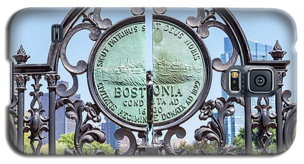 Boston Garden Gate Detail Galaxy S5 Case