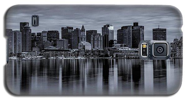 Boston In Monochrome Galaxy S5 Case