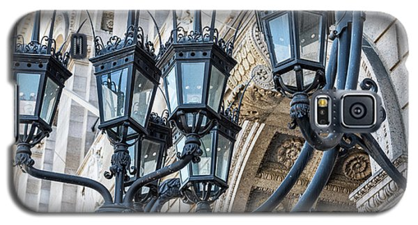 Boston Lamps Galaxy S5 Case