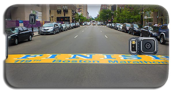 Boston Marathon Finish Line Galaxy S5 Case