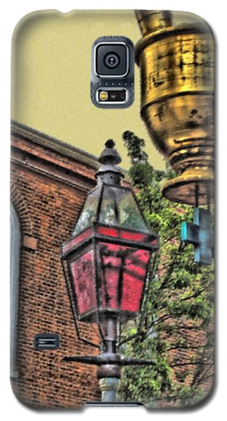 Boston Medicine Galaxy S5 Case