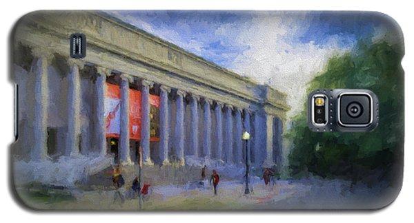 Boston Mfa On The Fenway Galaxy S5 Case