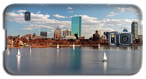 Boston On The Charles  Galaxy S5 Case