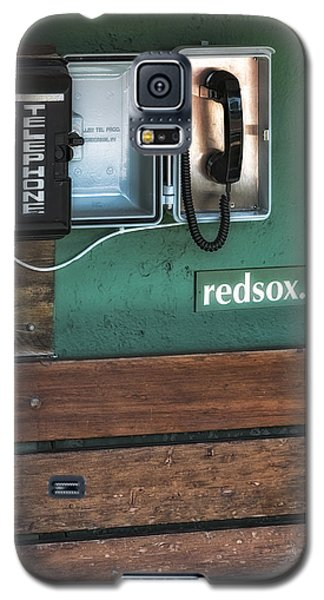 Boston Red Sox Dugout Telephone Galaxy S5 Case