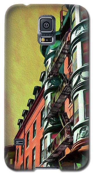 Boston's Famous North Square Galaxy S5 Case
