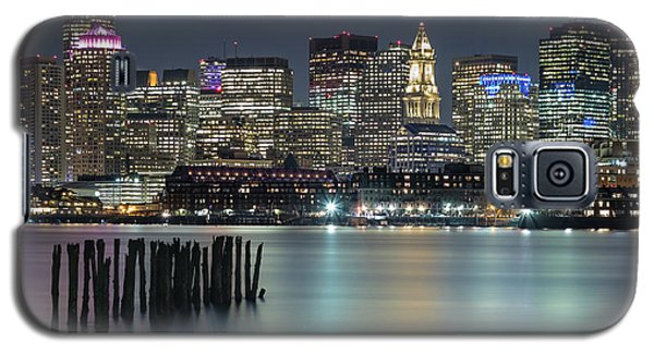Boston's Skyline From Lopresti Park Galaxy S5 Case