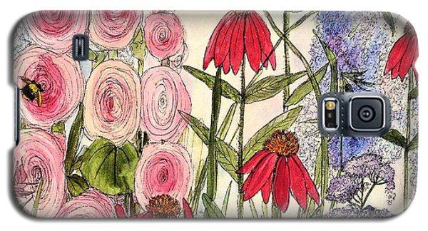 Botanical Wildflowers Galaxy S5 Case