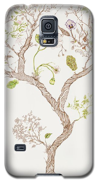 Botanicalia Branches Galaxy S5 Case