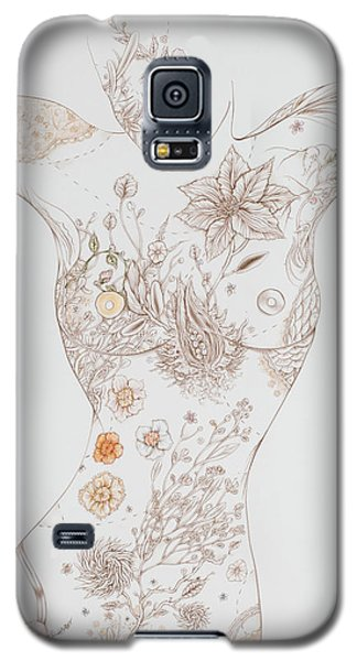Botanicalia Erica-sold Galaxy S5 Case