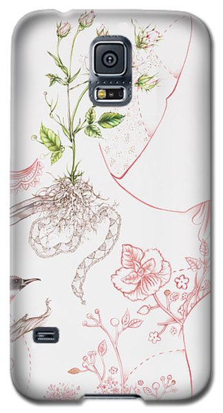 Botanicalia  Galaxy S5 Case