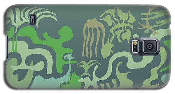 Botaniscribble Galaxy S5 Case