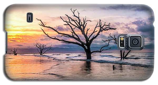 Galaxy S5 Case featuring the photograph Botany Bay Dawn by Phyllis Peterson