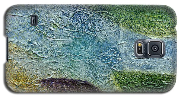 Galaxy S5 Case featuring the painting Botany I by John Hansen