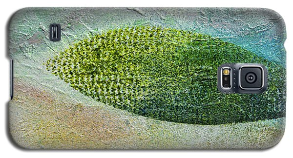 Galaxy S5 Case featuring the painting Botany II by John Hansen
