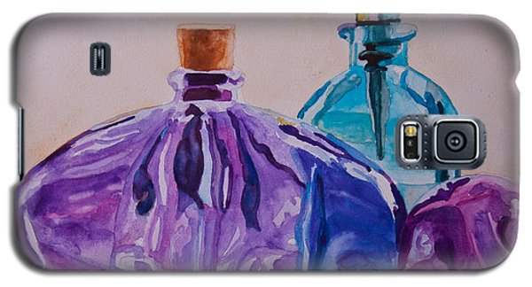 Bottles And Stoppers Galaxy S5 Case