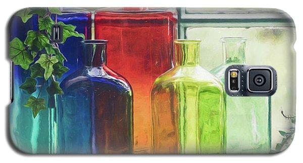 Bottles In The Window Galaxy S5 Case