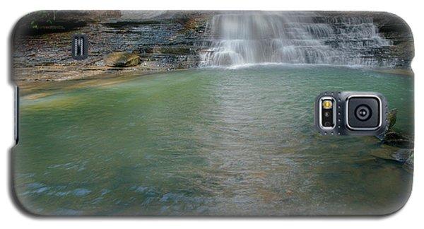Bottom Of Falls Galaxy S5 Case