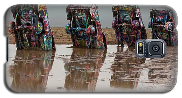 Galaxy S5 Case featuring the photograph Bottoms Up by Stephen Stookey
