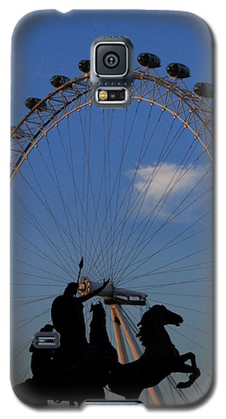 Boudicca's Eye Galaxy S5 Case