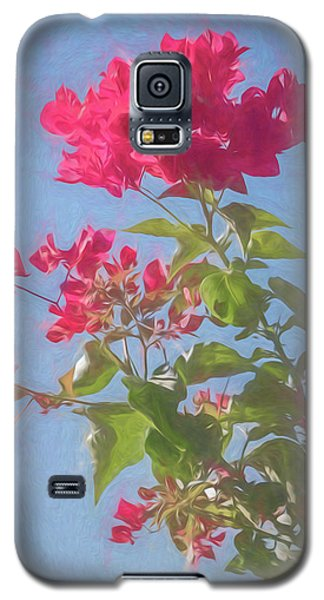 Bougainvillea Morning Galaxy S5 Case