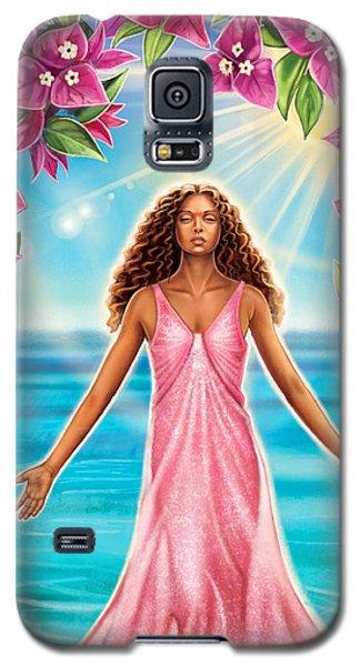 Bougainvillea - Purify Galaxy S5 Case