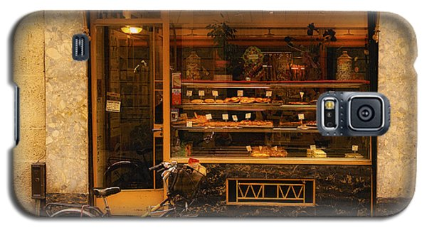 Boulangerie And Bike Galaxy S5 Case
