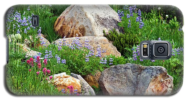 Boulder Blooms Galaxy S5 Case
