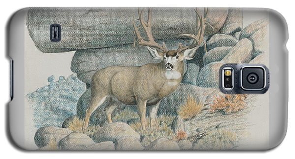 Boulder Buck  Galaxy S5 Case