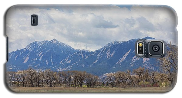 Galaxy S5 Case featuring the photograph Boulder Colorado Prairie Dog View  by James BO Insogna