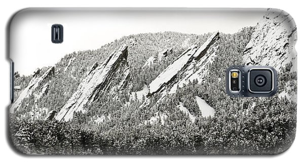 Boulder Flatirons Colorado 1 Galaxy S5 Case by Marilyn Hunt