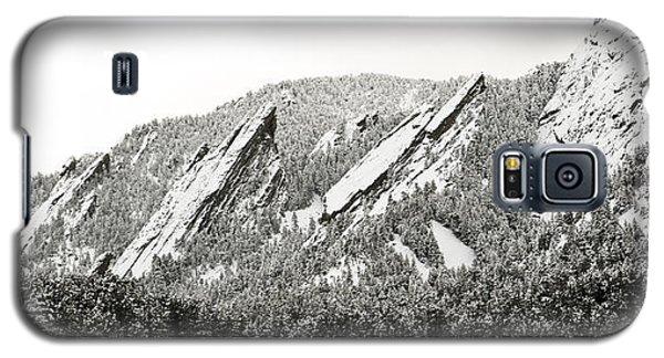 Boulder Flatirons Colorado 1 Galaxy S5 Case
