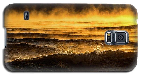 Fire Lake Galaxy S5 Case