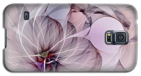 Galaxy S5 Case featuring the digital art Bound Away - Fractal Art by NirvanaBlues