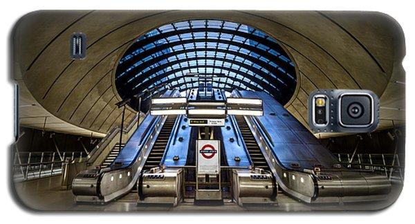 Bound For The Underground Galaxy S5 Case by Evelina Kremsdorf
