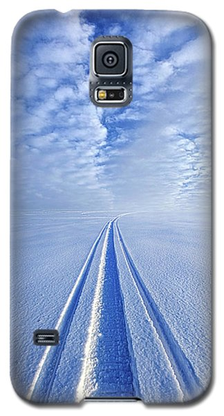 Galaxy S5 Case featuring the photograph Boundless Infinitude by Phil Koch